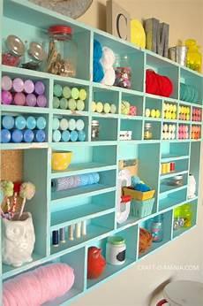 inspiring craft room storage ideas craft room