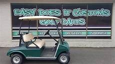 2007 electric club car ds golf cart sold easy does it customs llc