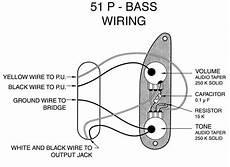 fender p bass 51 55 wiring mod help needed please basschat