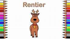 malvorlagen rentier unterschied weihnachts malvorlagen