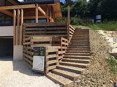 mur bois soutenement st cergues g3 dynamique environnement