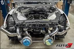 AMS Reveals Monstrous 2500hp Nissan GT R Alpha G  GTspirit