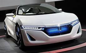 Honda EV STER Electric Concept Car Could Make It To Production