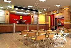 Desain Interior Ruang Pelayanan