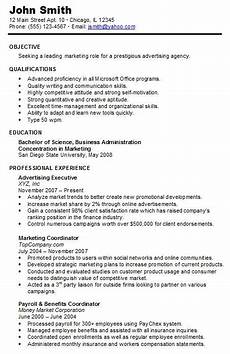 what is the best resume format for you guide