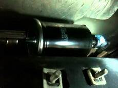 Lincoln Navigator Fuel Filter Replacement For 05 06
