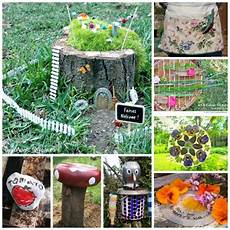 garden crafts challenge get your craft ted art s blog