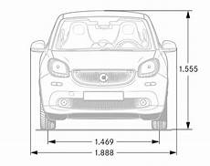 Der Gr 246 223 Envergleich Der Neue Smart Im Detail Mercedes