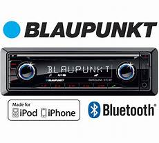 blaupunkt barcelona 230 in car radio stereo cd bluetooth