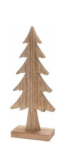 Chiccie Tannenbaum Aus Holz 37cm Deko Weihnachten
