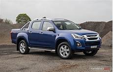 2018 Isuzu D Max Review Ls T Ls U Performancedrive