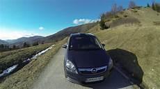 review and test drive opel zafira b 1 9 cdti panorama