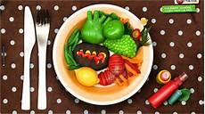Gesunde Erziehung Mit Plastik Essen
