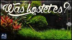 was kostet aquascaping aquaowner