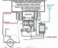 240 Volt Photocell Wiring Diagram