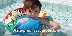protectacast australia waterproof plaster cast or wound cover allowing you to shower bathe or