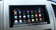android experience android auf dem autoradio dank app
