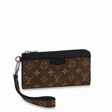 louis vuitton m69407 lv zippy dragonne wallet in zippy dragonne monogram macassar m69407 wallets and