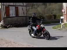Essai Ducati Scrambler