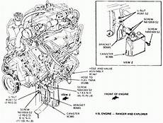 1997 ford 460 engine diagram 1997 ford ranger engine diagram automotive parts diagram images