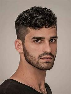 curly hairstyles for men to charismatic haircuts