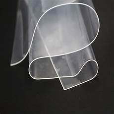 clear silicone sheets the rubber company