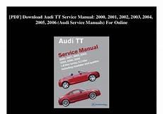 how to download repair manuals 2004 audi allroad spare parts catalogs pdf download audi tt service manual 2000 2001 2002 2003 2004 2