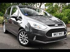 used ford b max 1 6 titanium 5dr powershift grey 2017
