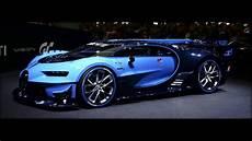 Bugatti Chiron Concept Car 2016