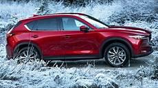 2019 mazda cx 5 signature snow driving design and