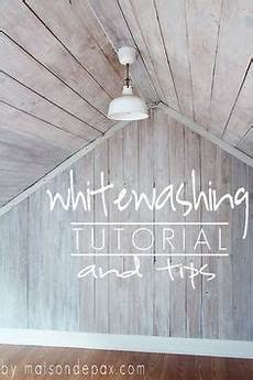 how to whitewash furniture tutorial with recipe