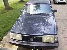 how does a cars engine work 1992 volvo 960 spare parts catalogs buy used 1989 volvo 240 dl extra low miles needs engine work no reserve in memphis indiana