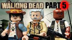 lego the walking dead custom lego the walking dead minifigures part 5
