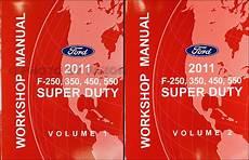 car repair manual download 2011 ford f series super duty parking system 2011 ford f super duty f250 f350 f450 f550 repair shop manual set original