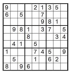 sudoku ausdrucken kostenlos