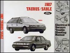 automotive repair manual 1989 mercury sable head up display 1987 ford taurus mercury sable wiring diagram original