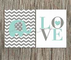 elephant wall nursery decor bumpandbeyonddesigns