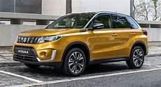 2019 Suzuki Vitara Gets A Nose Two New Turbocharged