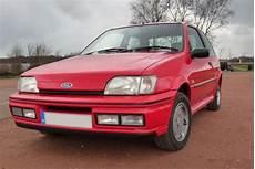 Ford Xr2i - ford xr2i 1989 1994