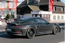 porsche 911 gt3 rs facelift for 2018 more power more