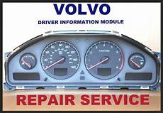 buy car manuals 2001 volvo s80 instrument cluster volvo c30 c70 cross country v40 v70 instrument cluster 2001 2007 repair service ebay