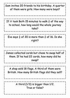 ks2 maths word problem worksheets 11383 year 2 i can maths fraction word problems new curriculum expected standard