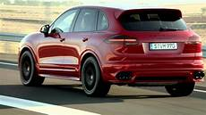 Enthusiast Driven The New Porsche Cayenne Gts