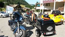 Harley Days Morzine 2015