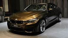 Bmw Paint Colors by 2015 Bmw M4 Coupe Pyrite Brown Edition Review Top Speed