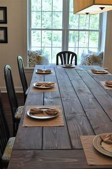 Farm Table Dining Room