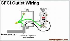 gfci outlet wiring diagram home electrical wiring outlet wiring electrical wiring colours