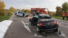 Unfall Hessen Heute - schwerer verkehrsunfall bei ulm zwei tote welt