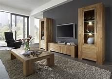 Moderne Massivholzmöbel In Eiche - wohnwand eiche massiv holz grande bodahl m 246 beler