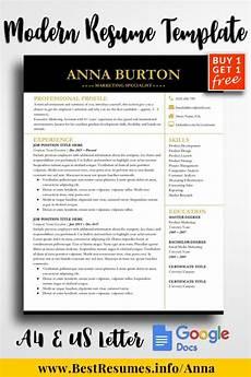 professional resume template burton bestresumes